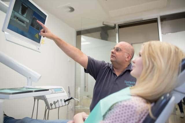 Umfangreiche Beratung bei Zahnarztphobie