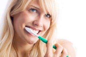 Guter Vorsatz: Vorbildliche Zahnpflege