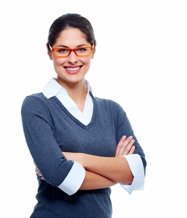 Eine professionelle Zahnreinigung sorgt für ein schönes Lächeln