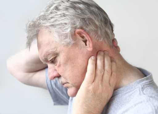 CMD kann vom Kiefer in den Nacken ausstrahlen