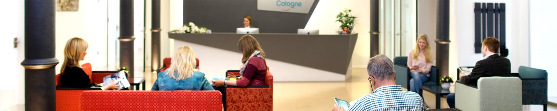 Kontakt topDentis Cologne - Ihre Zahnarztpraxis in Köln